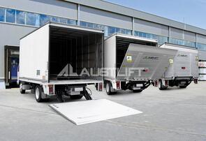 Austlift Tilt 1200KG Alluminium