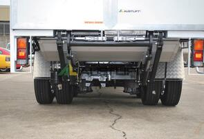 Austlift Tailgate Tuckaway 1200KG