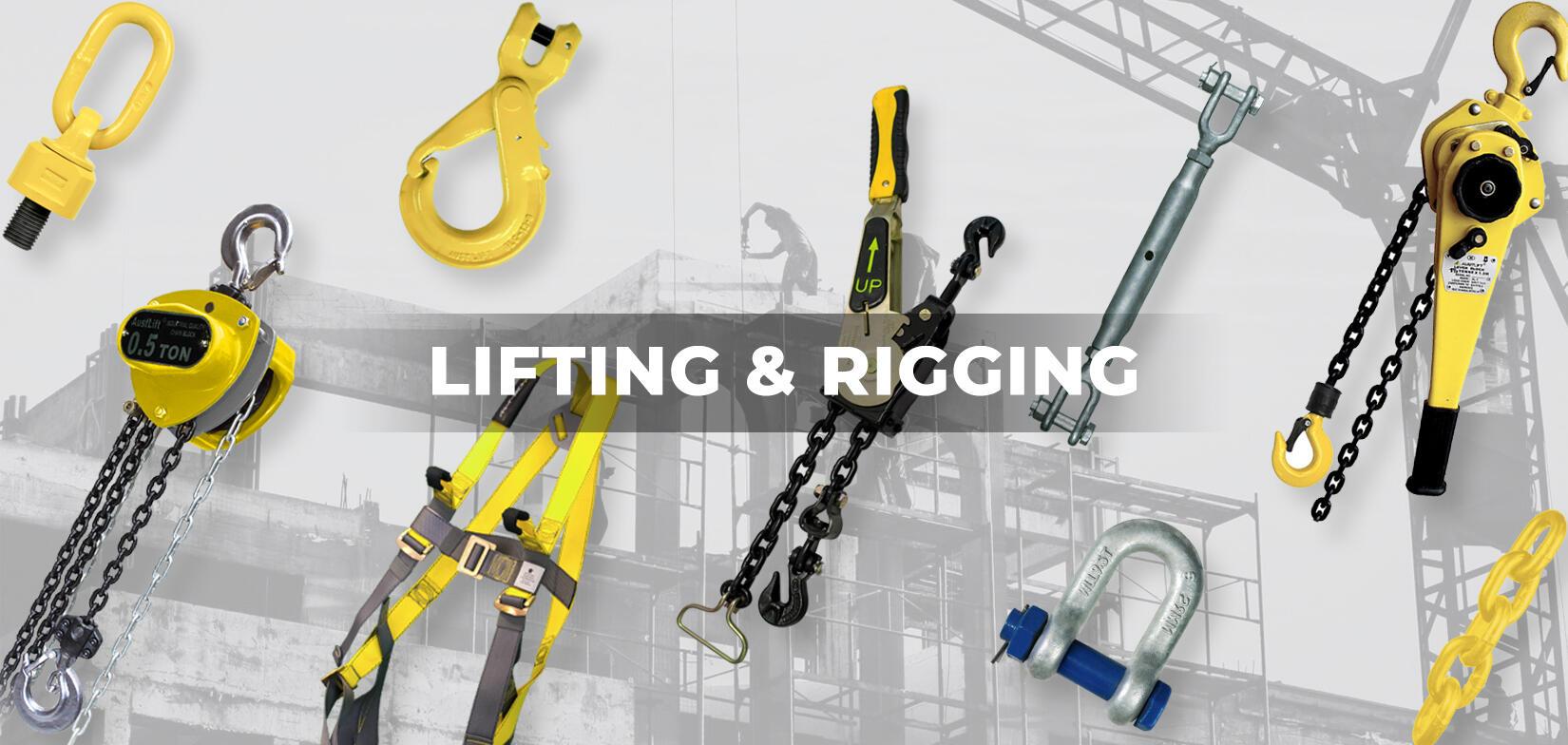 Landing Website - Lifting