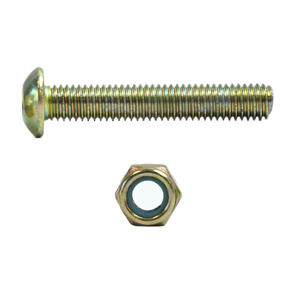 Casing Screw with Nylock Nut M5x30mm for Retractable