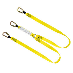 Lanyard Double Web 2M Triple Action Karabiners