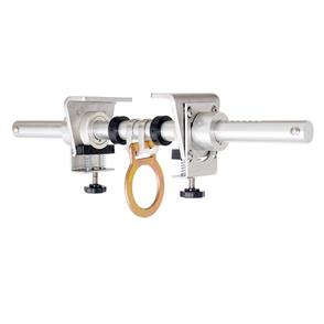 Adjustable Beam Anchor suitable for beam width from 90mm to 290mm.Rated for 23KN force.Conforms to EN795:2012