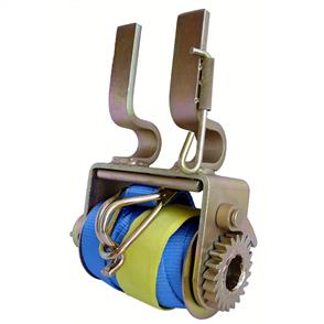 Truck Winch Clip On Standard Type with Webbing