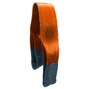Flat Web Sling 15T Orange