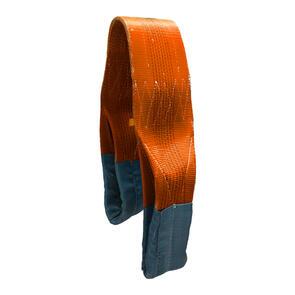 Flat Web Sling 10T Orange
