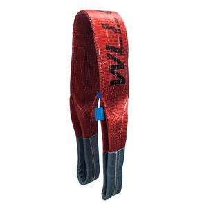 Flat Web Sling 5T Core Red
