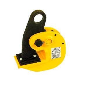 Horizontal Plate Clamp Pair