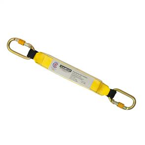 Shock Absorber Pack with Screw Gate Karabiner each end