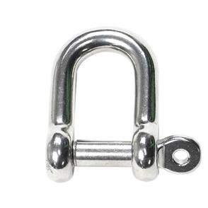 Stainless Steel Shackle Dee G316
