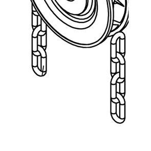 Chain Block W3 Hand Chain 5t 10t 20t
