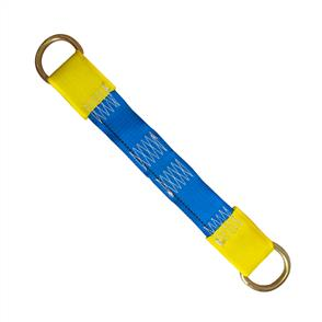 TieDown Strap D rings Ends