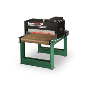 """Vastex LittleRed X1 Infrared Conveyor Dryers 30"""" w/ Exhaust, 240V 1x 2,600w heater"""
