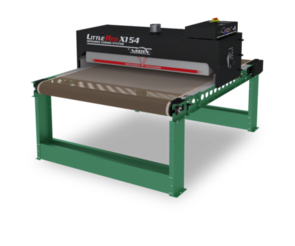 """Vastex LittleRed X1 Infrared Conveyor Dryers 54"""" w/ Exhaust, 240V 1x 5,200w heater"""