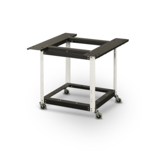 """Vastex S1-27 Mobile Stand, 27"""" square includes wheels"""