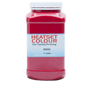Heatset Standard Rose