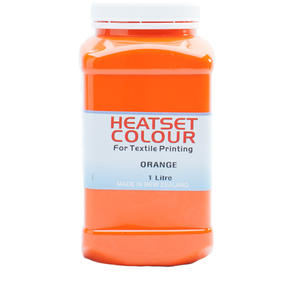 Heatset Standard Orange