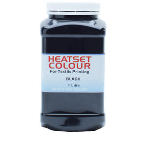 Heatset Standard Black