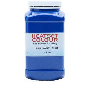 Heatset Standard Brilliant Blue