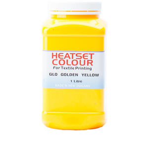 Heatset Glo Golden Yellow