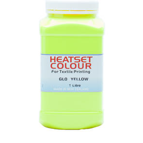 Heatset Glo Yellow