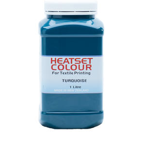 Heatset Standard Turquoise