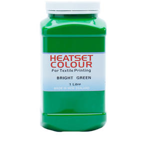Heatset Standard Bright Green