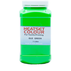 Heatset Glo Green