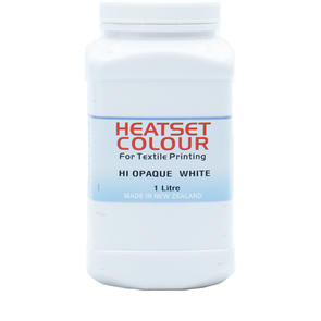 Heatset White Hi Opaque