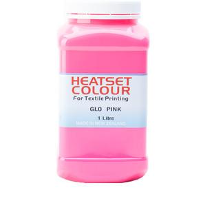 Heatset Glo Pink