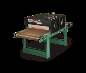 "Vastex LittleRed X2 Infrared Conveyor Dryers 30"", 240V 2x 2,600w heaters. 30"" Belt x 7' long (76cm x 2.13m)"