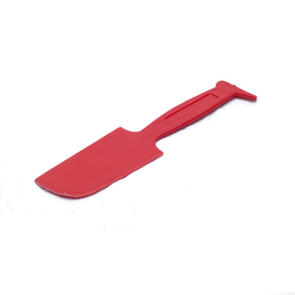 Spatula Plastic Red
