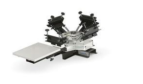 Vastex V100 Entry Level Screen Printer