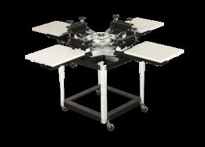 "Vastex V100 Mount Kit For S-100 27"" Stand Top"