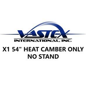 "Vastex LittleRed X1 Infrared Conveyor Dryers 54"" Heat Chamber Only w/Exhaust, 240V 1x 5,200w heater"