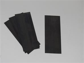 Rib Rectangular Stainless Steel 40 x 90mm