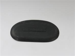 Kidney Black Rubber 135mm