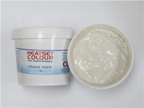 Heatset Opaque Print Paste