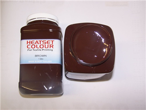 Heatset Standard Brown