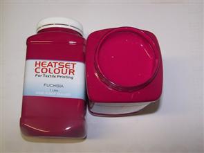 Heatset Standard Fuchsia