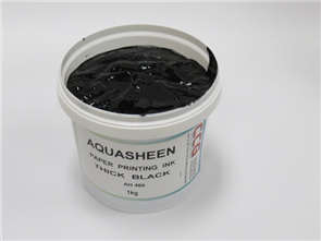 Aquasheen Ink Black (Thick)