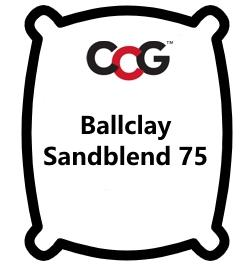 Ballclay Sandblend 75