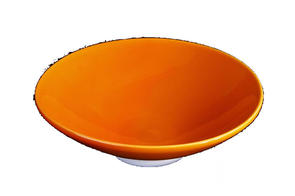 Abbots Apricot Midfire Glaze