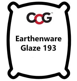 Earthenware Glaze 193 White Gloss