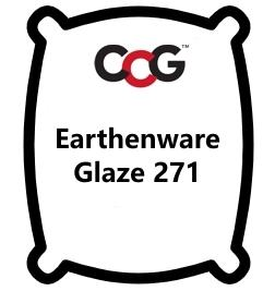 Earthenware Glaze 271 Transparent