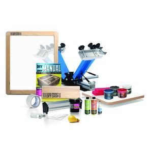 Ultimate 4-Colour Screen Printing Kit