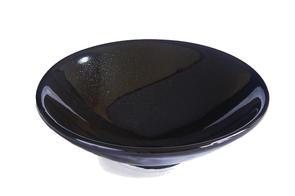 Abbots Reactive Black Midfire Brushable Glaze