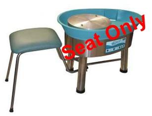 Venco Direct Drive Potters Wheel Seat