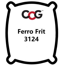 Ferro Majolica Frit 3124 (ex 4124)