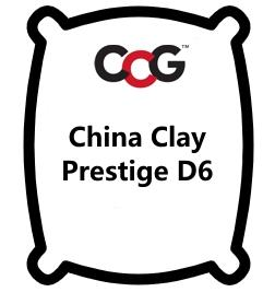 China Clay Prestige D6