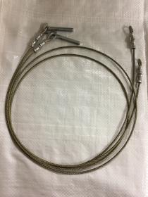 Cowley Slab Roller - Replacement Wires